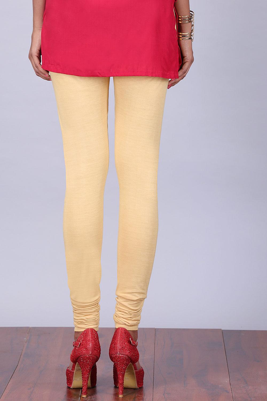 Aurelia | Aurelia Women Gold Color Churidar