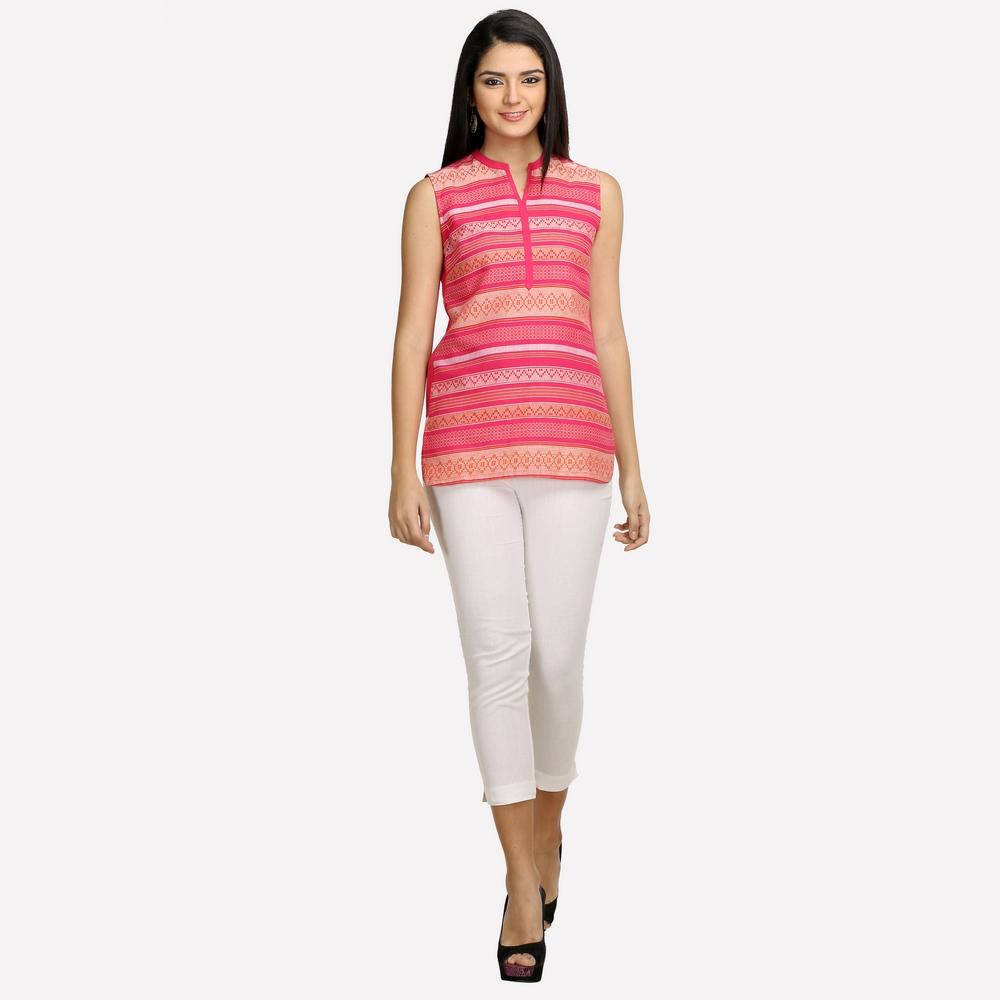 Aurelia   Aurelia Women Pink Color Kurti