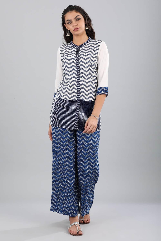Aurelia | Aurelia Women Blue Color Gilet