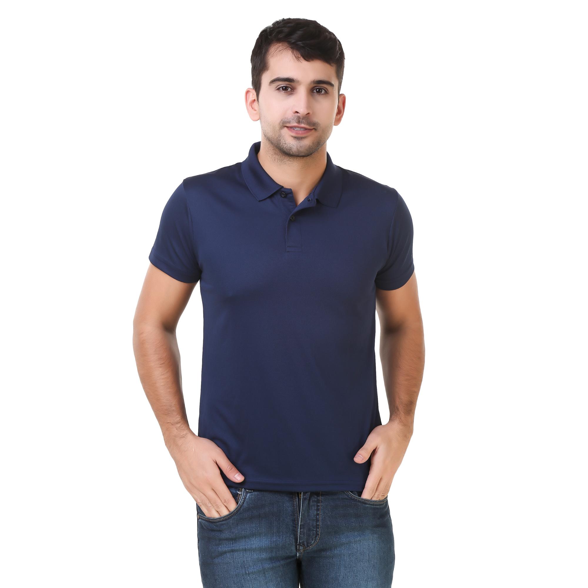 Lotto   Lotto Men's Blue Polo T-Shirts