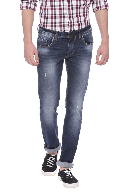 Basics | Basics Torque Fit Night Sky Stretch Jean
