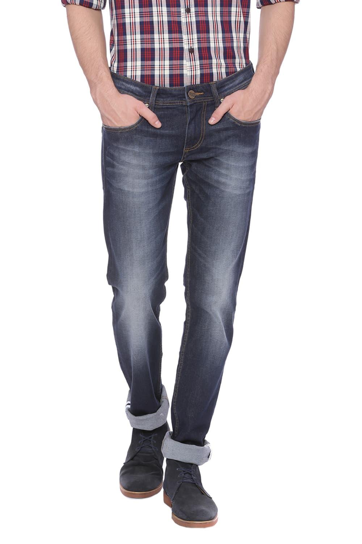 Basics | Basics Blade Fit Night Sky Stretch Jean