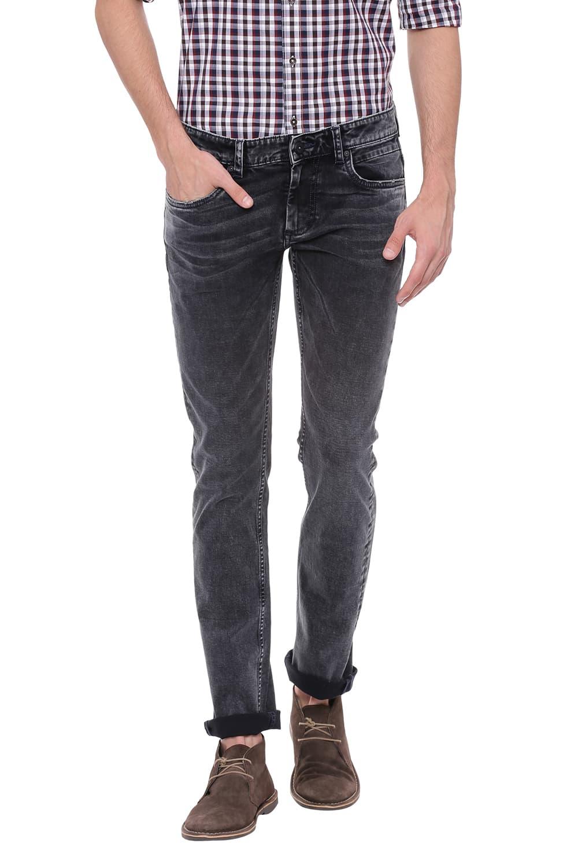 Basics | Basics Torque Fit Castle Rock Stretch Jean