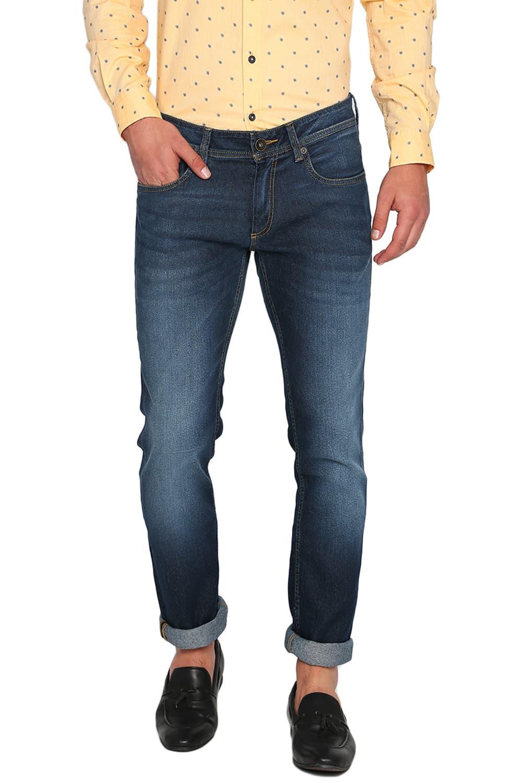 Basics | Basics Drift Fit Mood Indigo Stretch Jeans