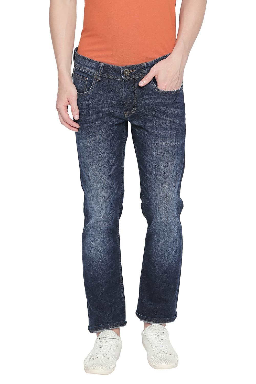 Basics | Basics Torque Fit Mood Indigo Stretch Jean