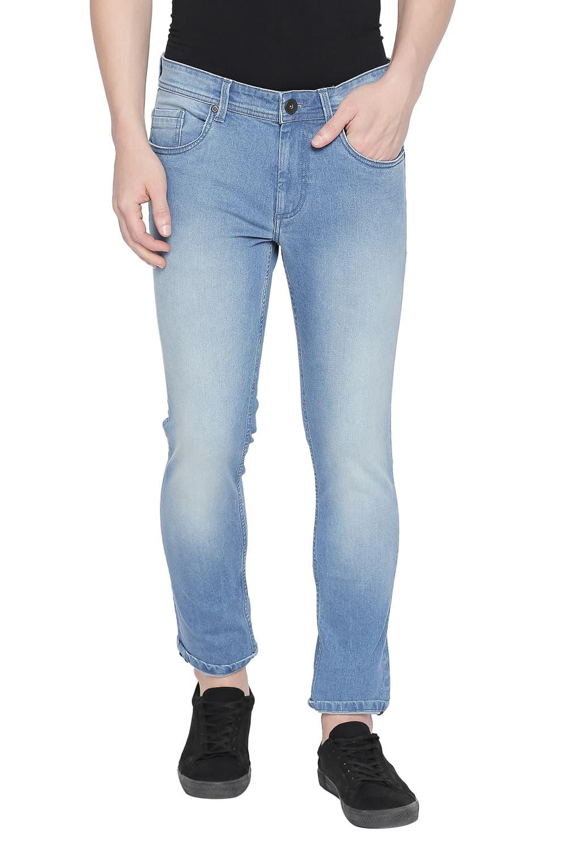 Basics | Basics Blade Fit Coronet Blue Stretch Jean