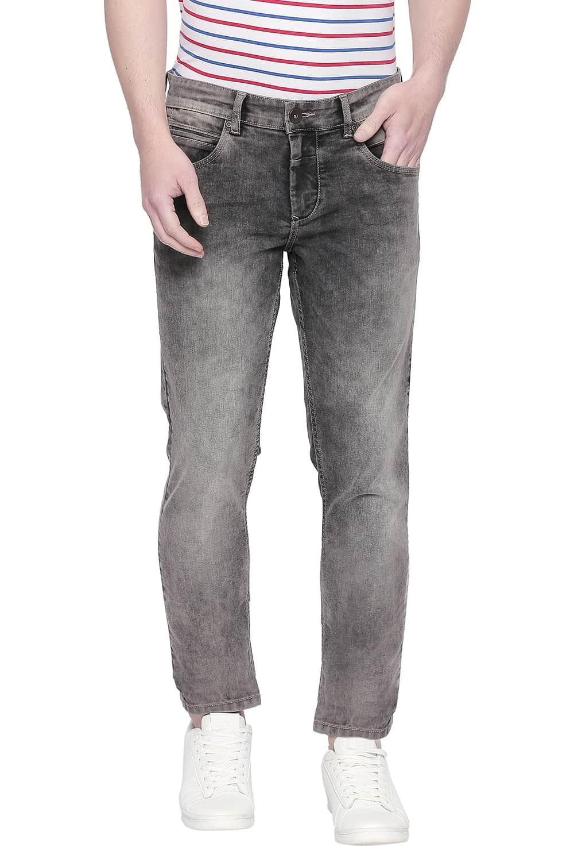 Basics | Basics Blade Fit Smoked Pearl Stretch Jean