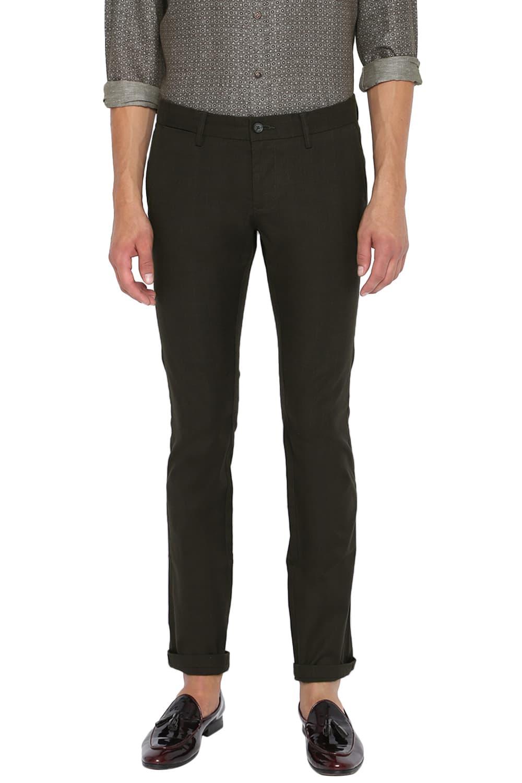 Basics | Basics Skinny Fit Beluga Stretch Trouser