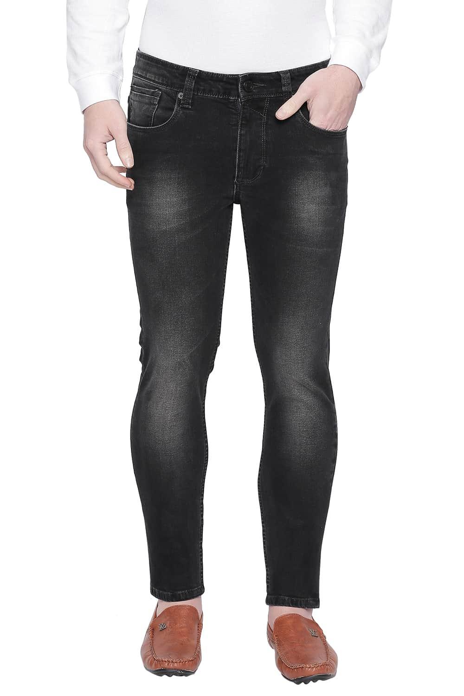 Basics | Basics Blade Fit Moonless Night Stretch Jeans