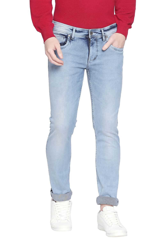 Basics | Basics Torque Fit Baltic Sea Stretch Jeans