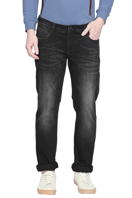 Basics | Basics Torque Fit Moonless Night Stretch Jeans
