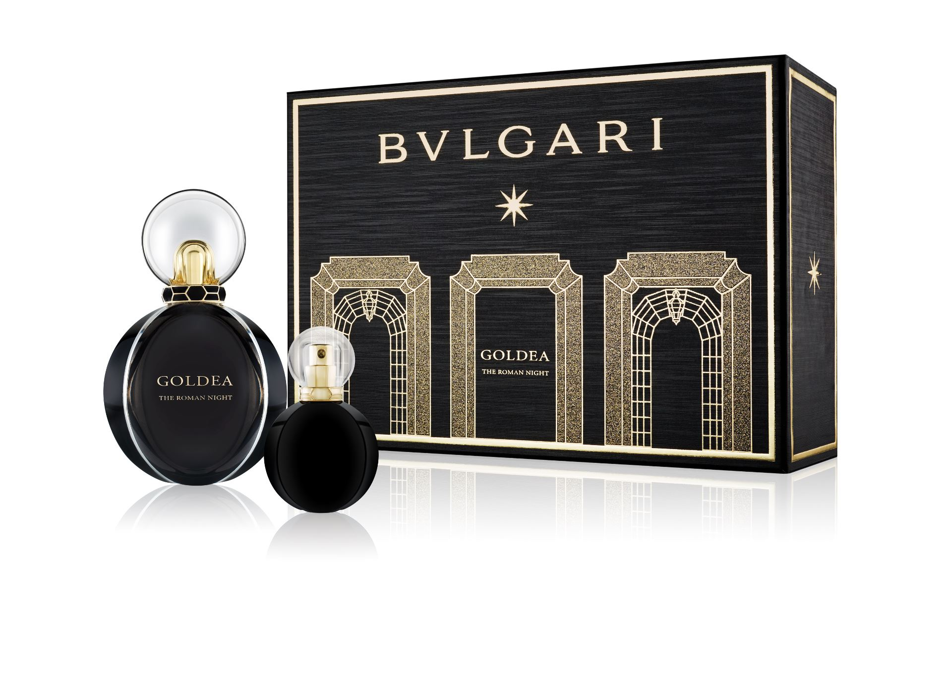 Bvlgari | Goldea The Roman Night Set (EDP50 ML and EDP15 ML)