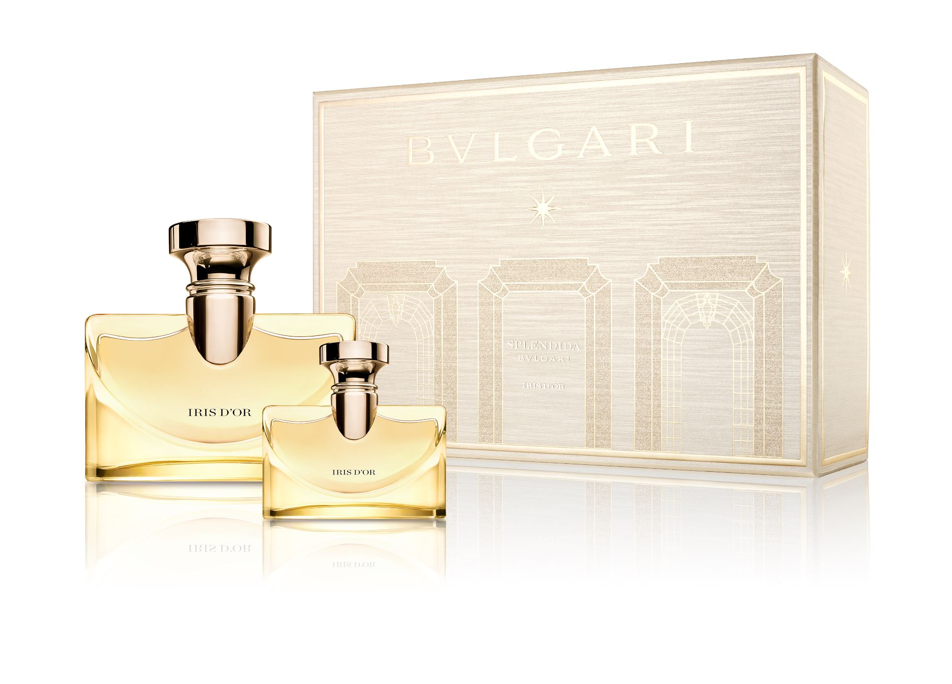 Bvlgari | Splendida Iris Gift Set (EDP50 ML and EDP15 ML)(86507)