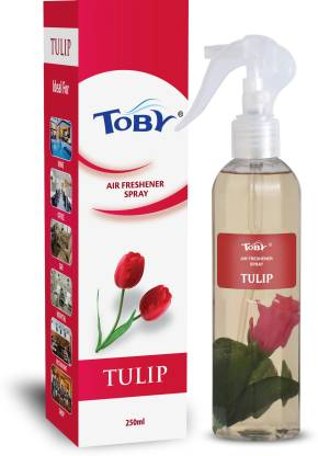 Toby | TOBY TULIP Air Freshener (Room Spray) - 250 ml*2