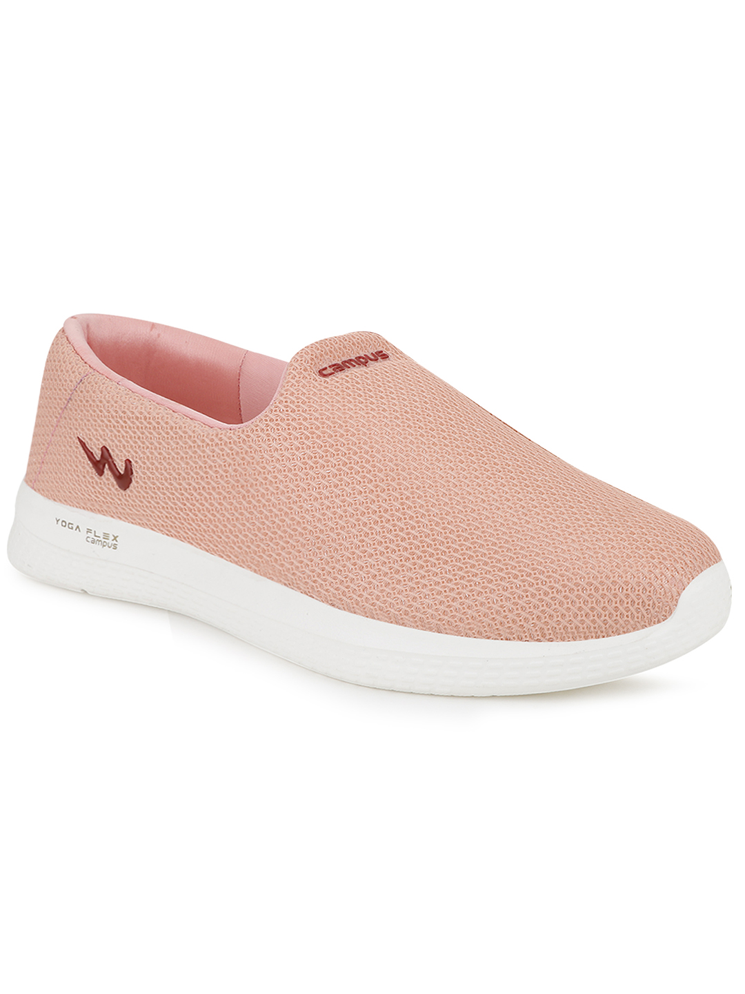 Campus Shoes | Pink Zoe Pro Running Shoes