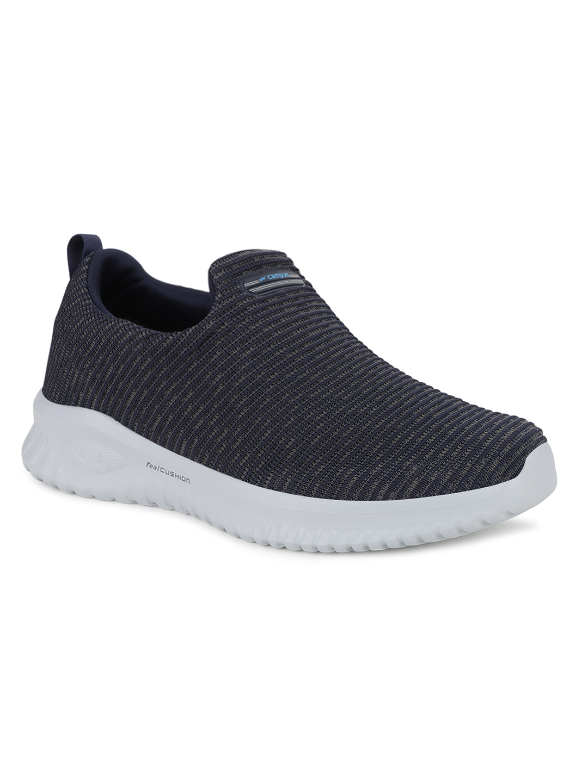 Campus Shoes | Blue Aim Plus Casual Slip-ons