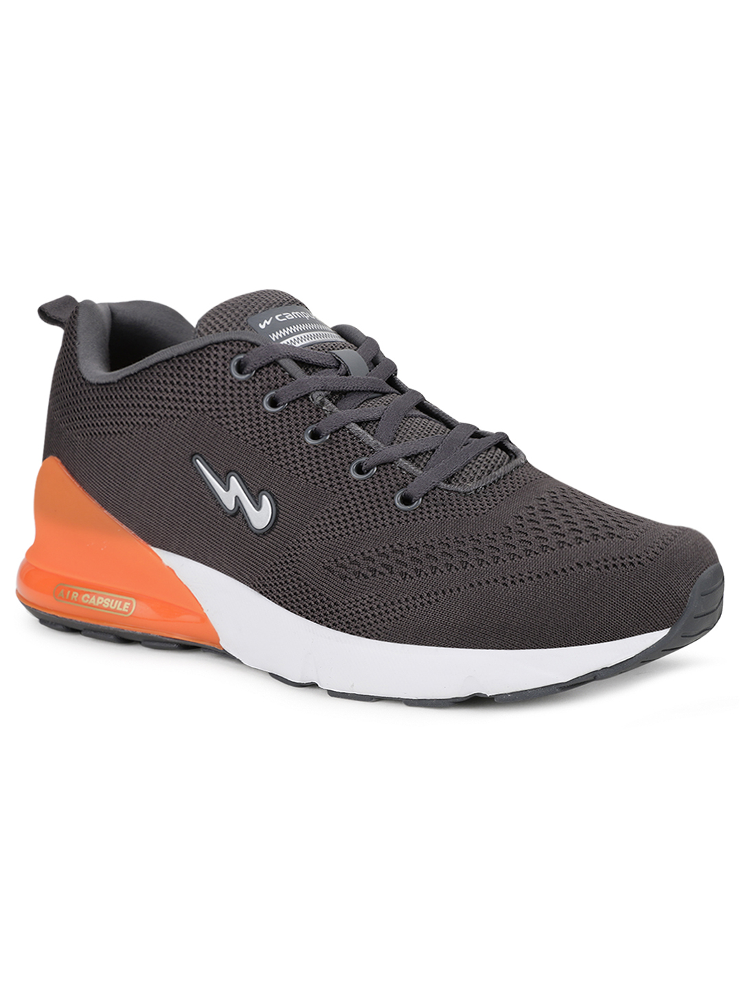 Campus Shoes   Grey North Plus Running Shoes