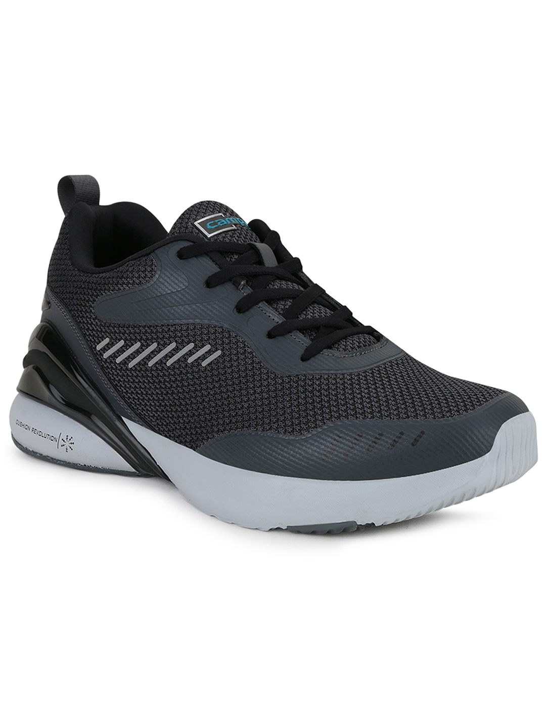 Campus Shoes   Grey Forte Pro Running Shoes