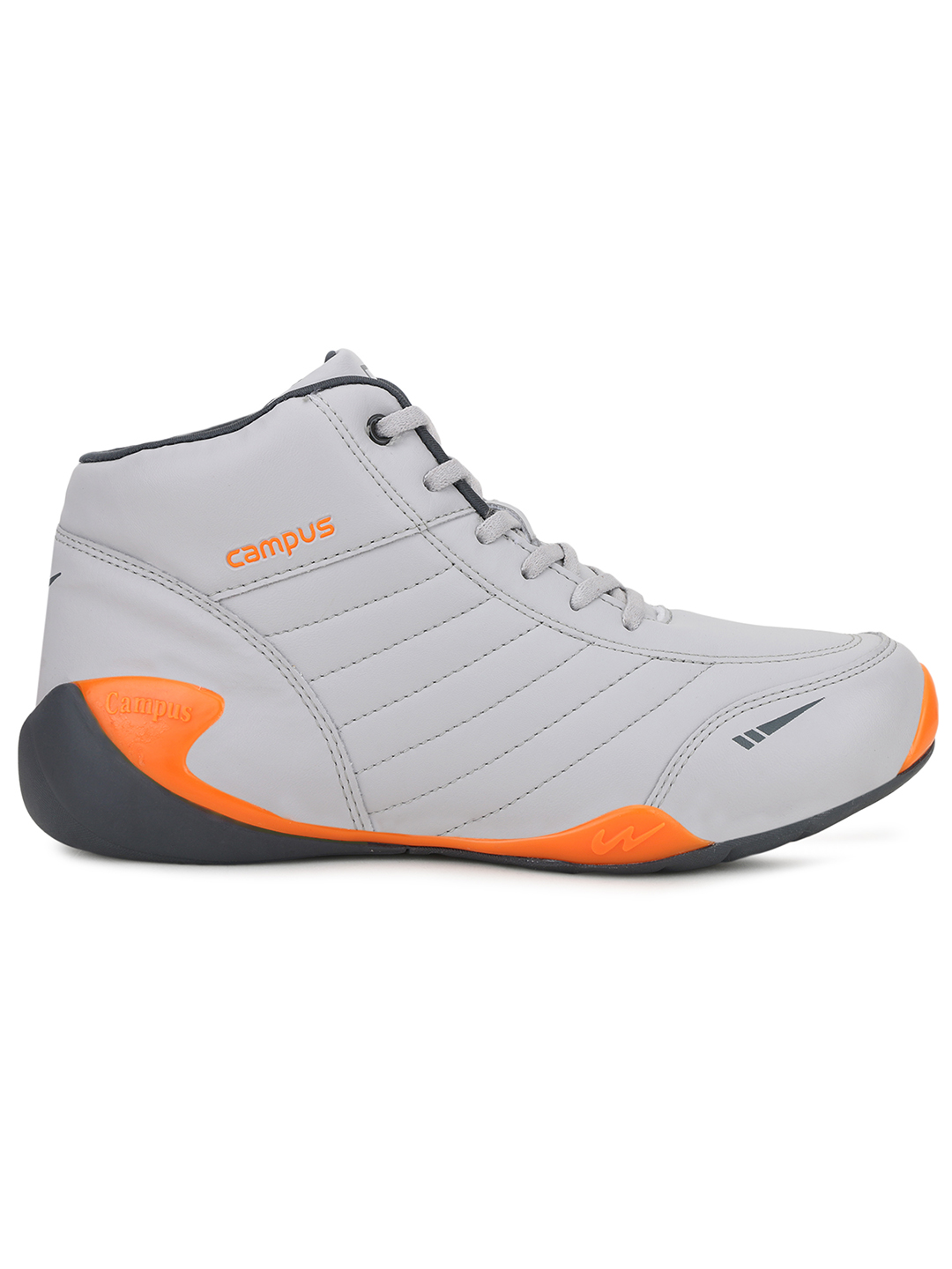 Campus Shoes   Grey Everest Running Shoes