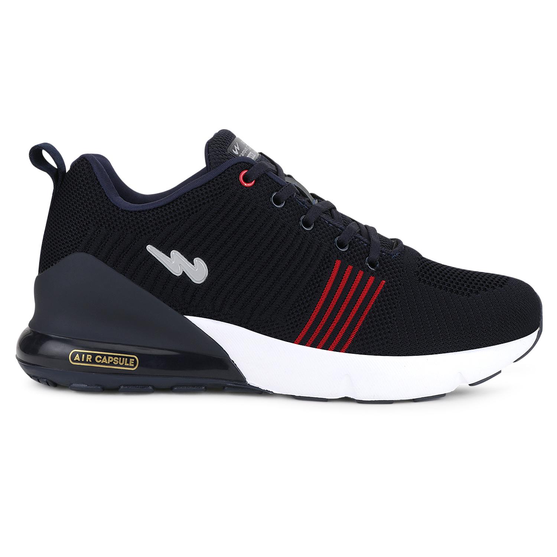 Campus Shoes | Blue Zurik Pro Running Shoes