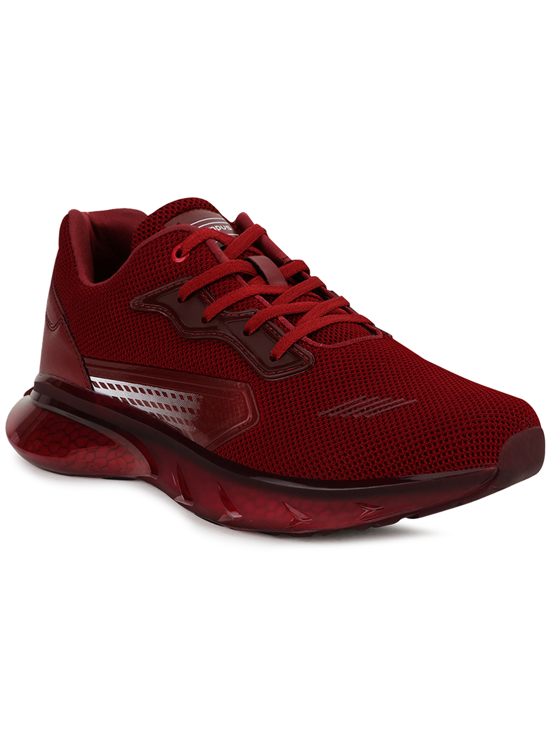 Campus Shoes | Red Pilot-3 Running Shoes