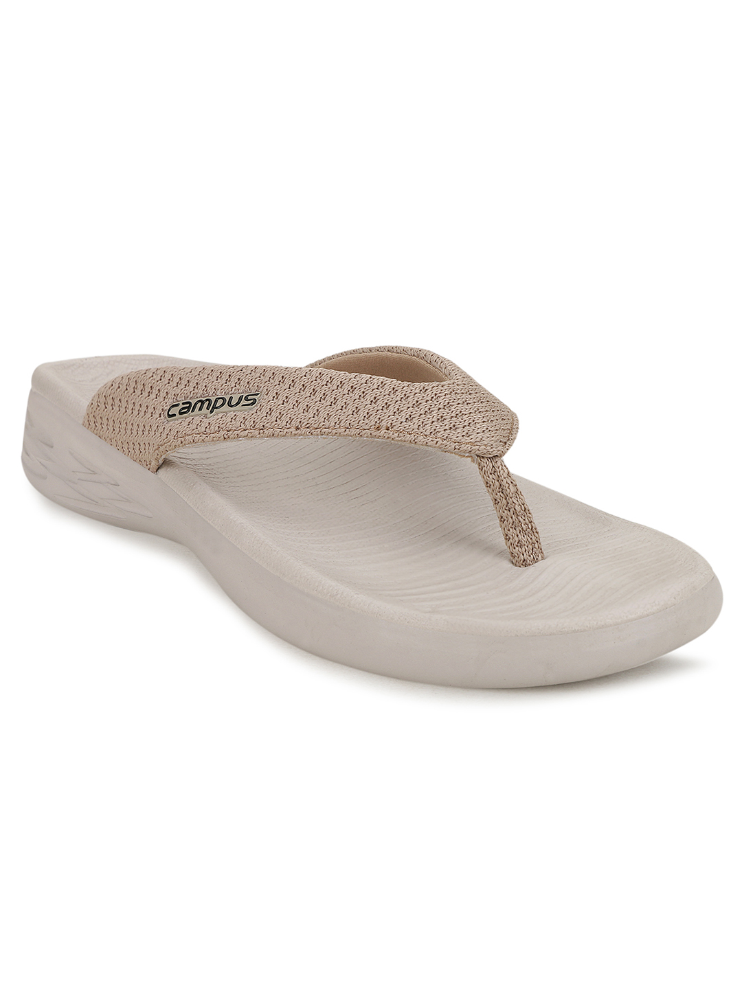 Campus Shoes | Beige Slippers