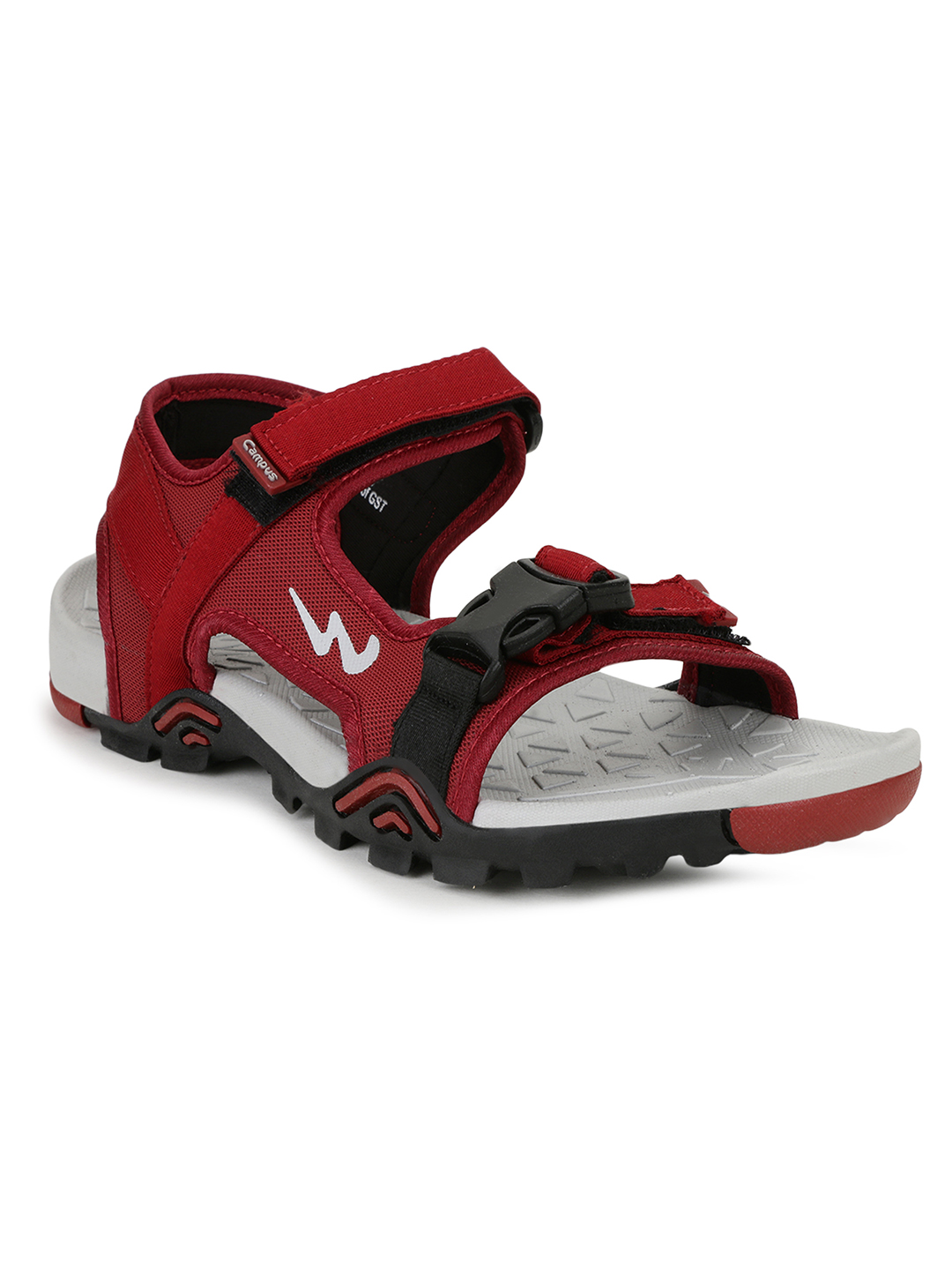 Campus Shoes   Red Sandals