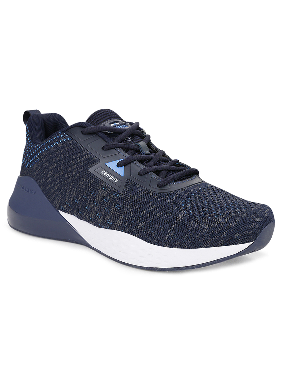 Campus Shoes | Blue Java Pro Running Shoes