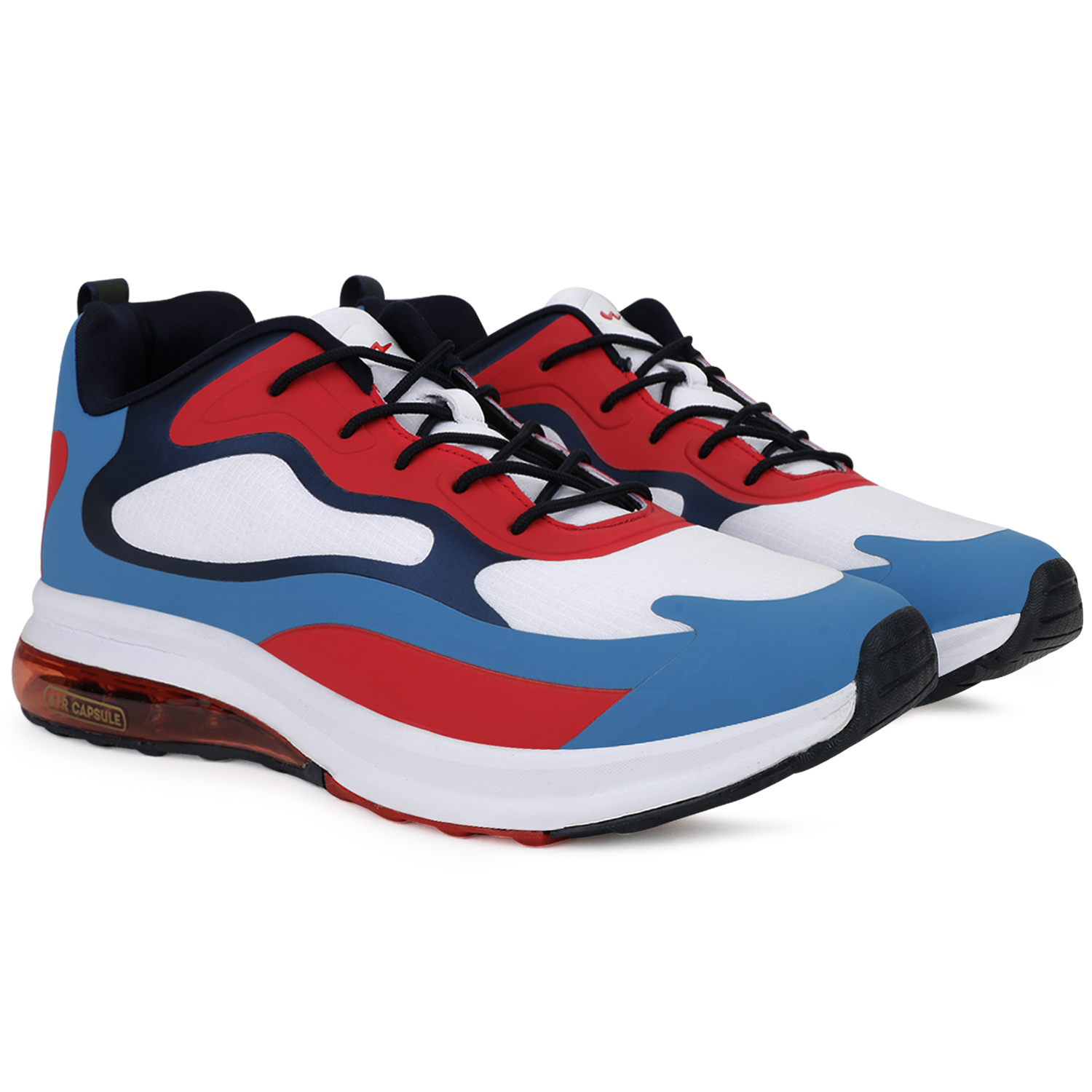 Campus Shoes | White Renegade Running Shoes
