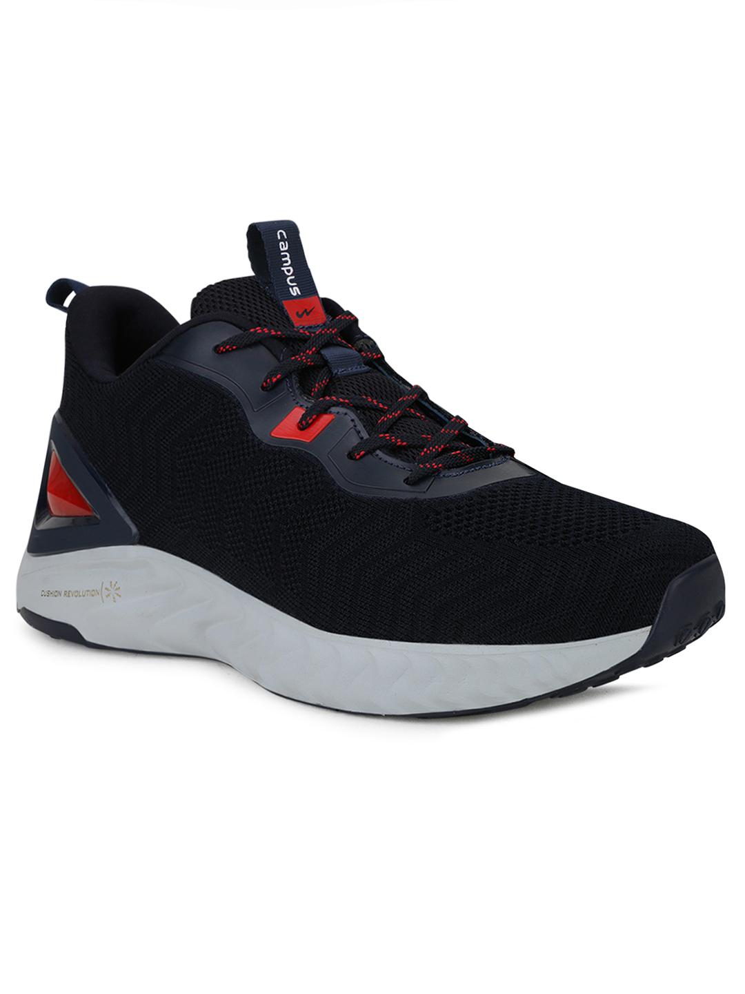 Campus Shoes | Blue Fuzion Running Shoes