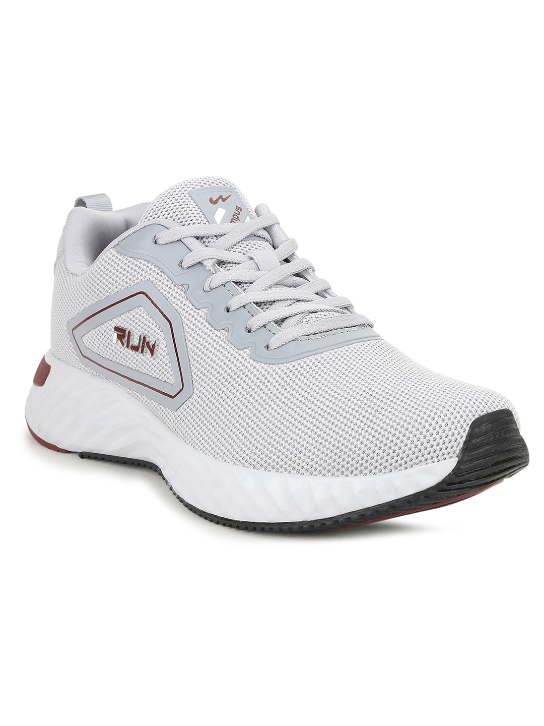 Campus Shoes   Grey Run Running Shoes