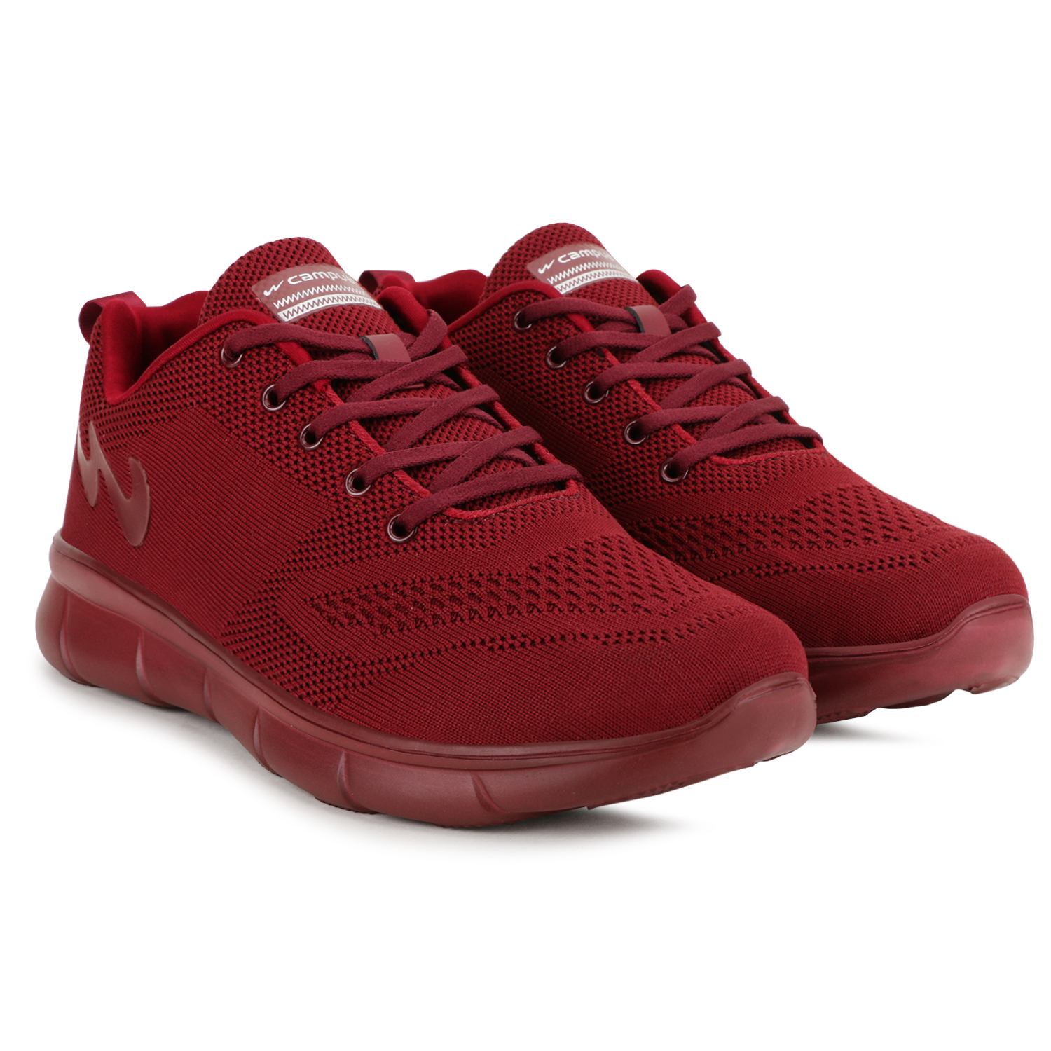 Campus Shoes | Red Vibgyor Running Shoes