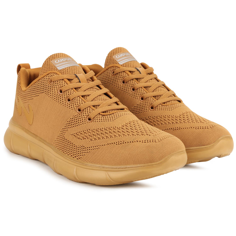 Campus Shoes | Tan Vibgyor Running Shoes