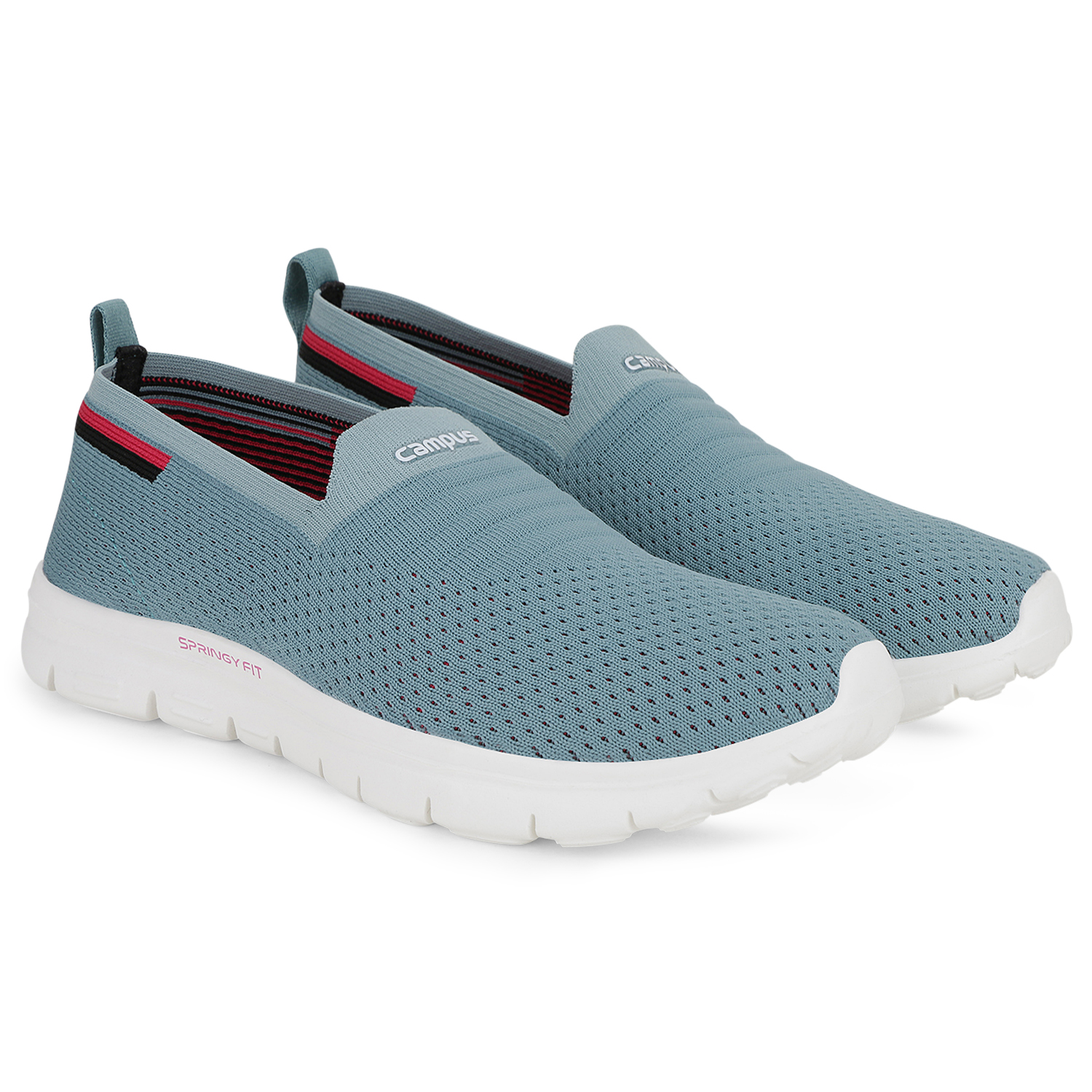 Campus Shoes | Green Melody Running Shoes