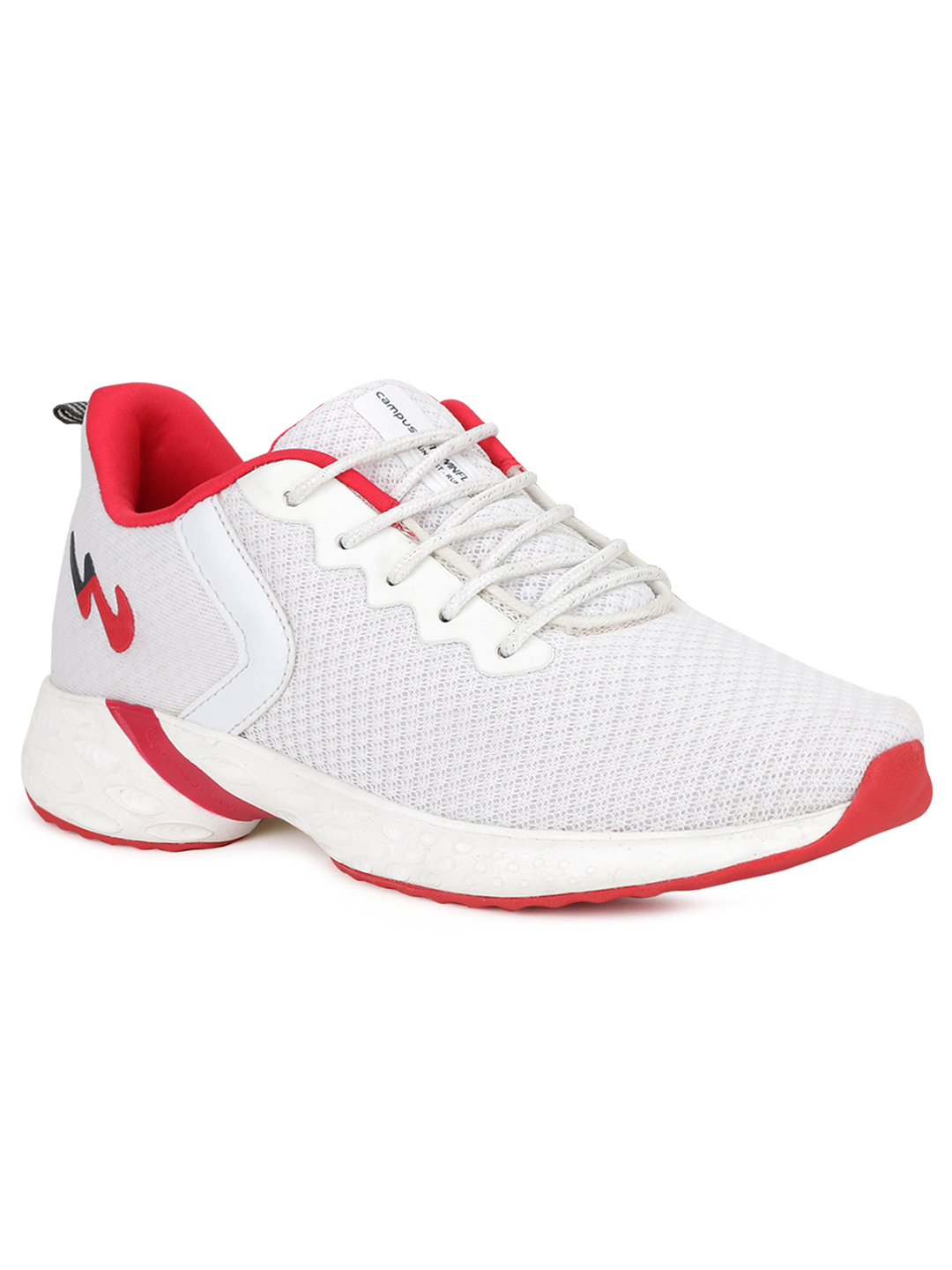 Campus Shoes | White Alice Running Shoes