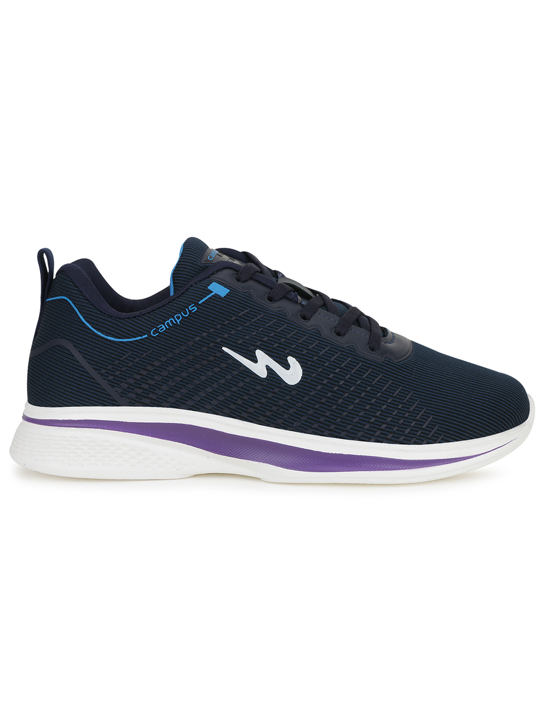 Campus Shoes   Blue Reva Running Shoes