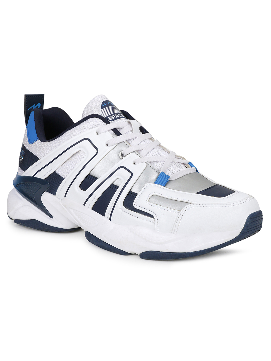 Campus Shoes | White Space-Rider Running Shoes