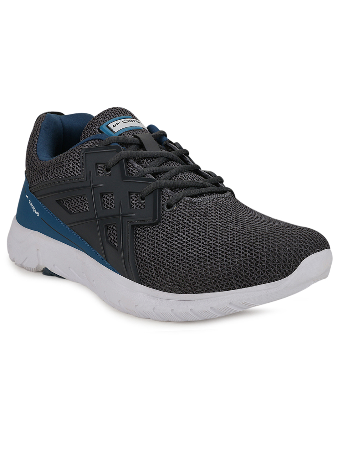 Campus Shoes   Grey Running Shoes