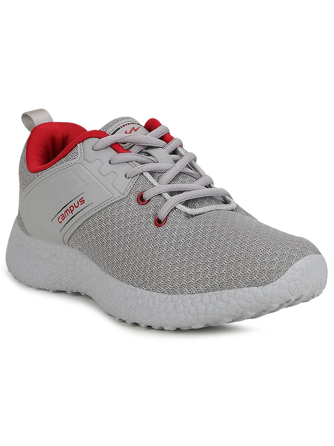 Campus Shoes | Grey Running Shoes