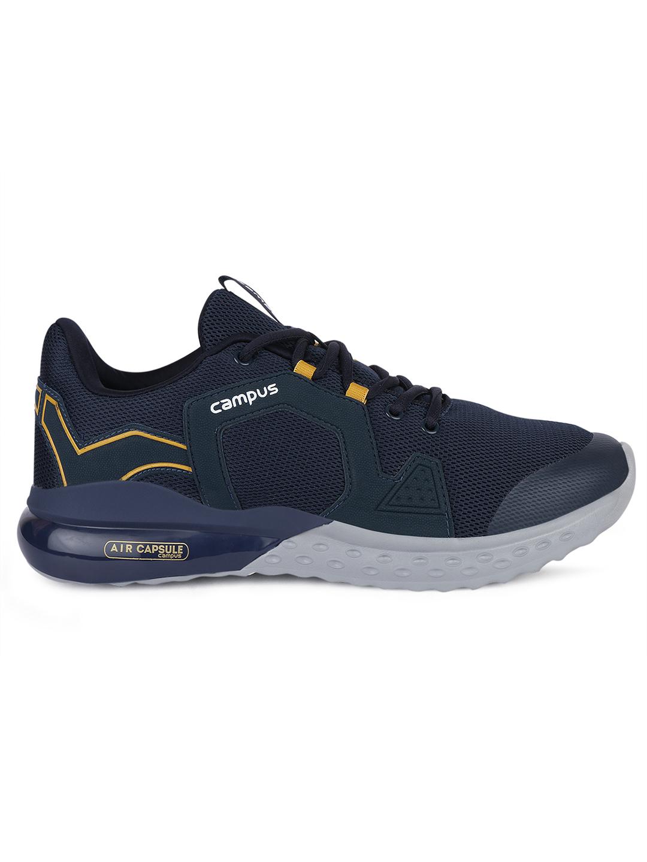 Campus Shoes | Blue Patrik Pro Running Shoes