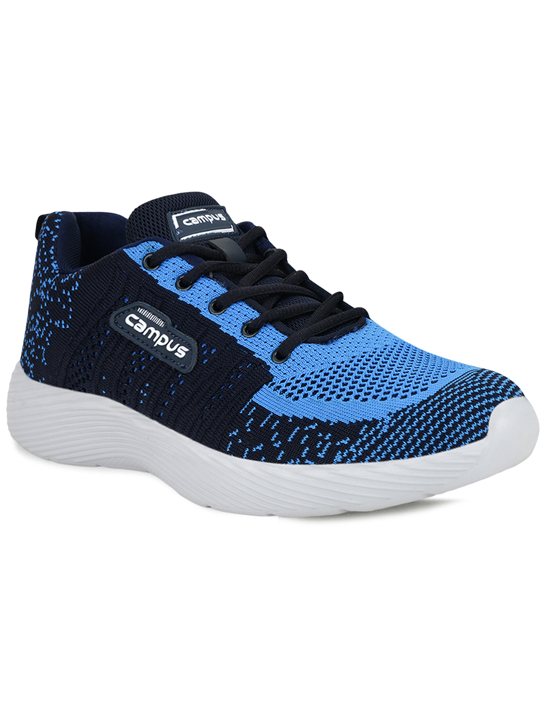Campus Shoes | Blue Winter Running Shoes