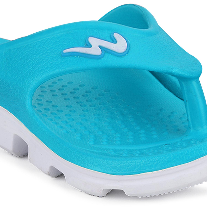 Campus Shoes   Blue Flip Flops