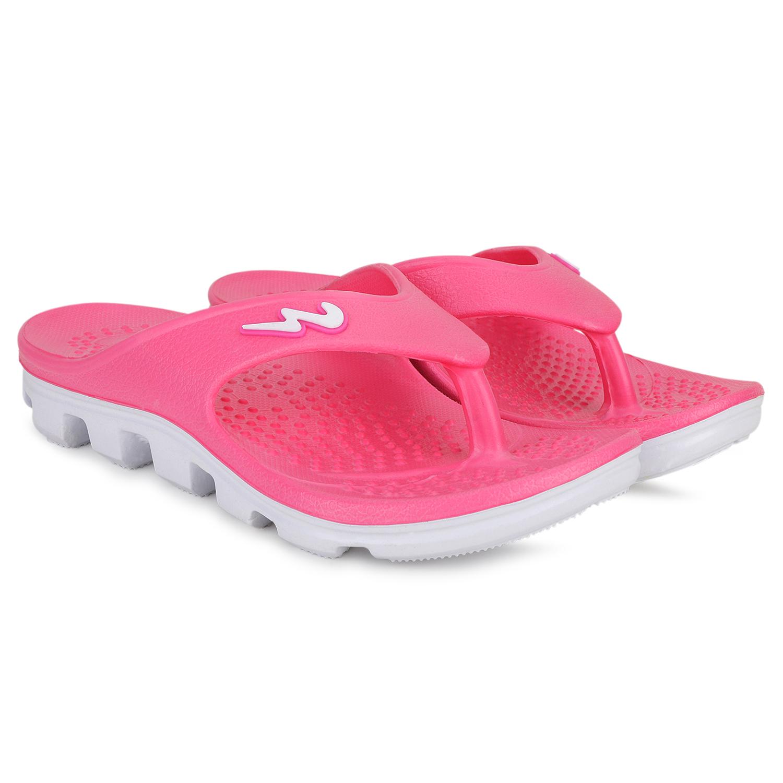 Campus Shoes | Pink Flip Flops