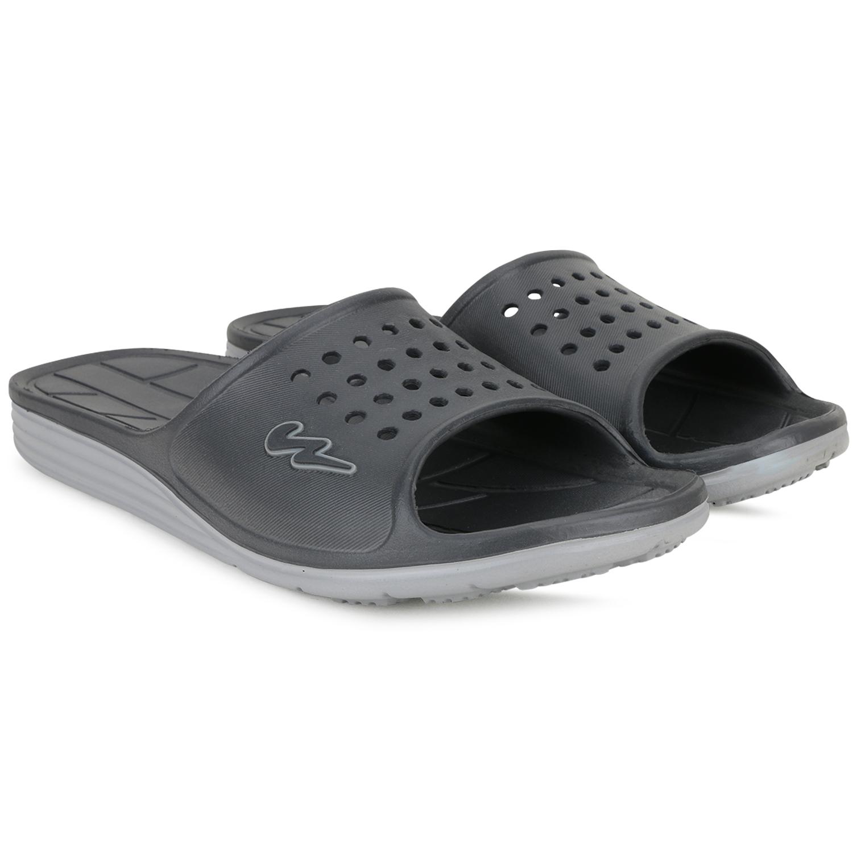 Campus Shoes | Grey Flip Flops