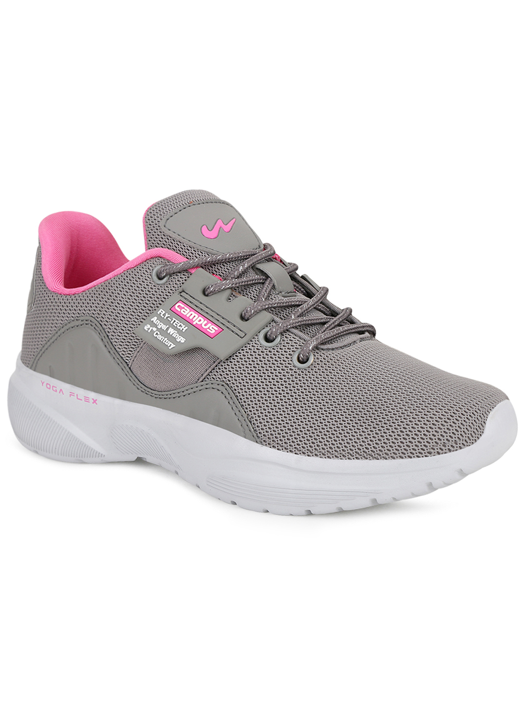 Campus Shoes | Grey Claire Running Shoes