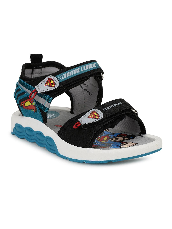 Campus Shoes | Black Sandals