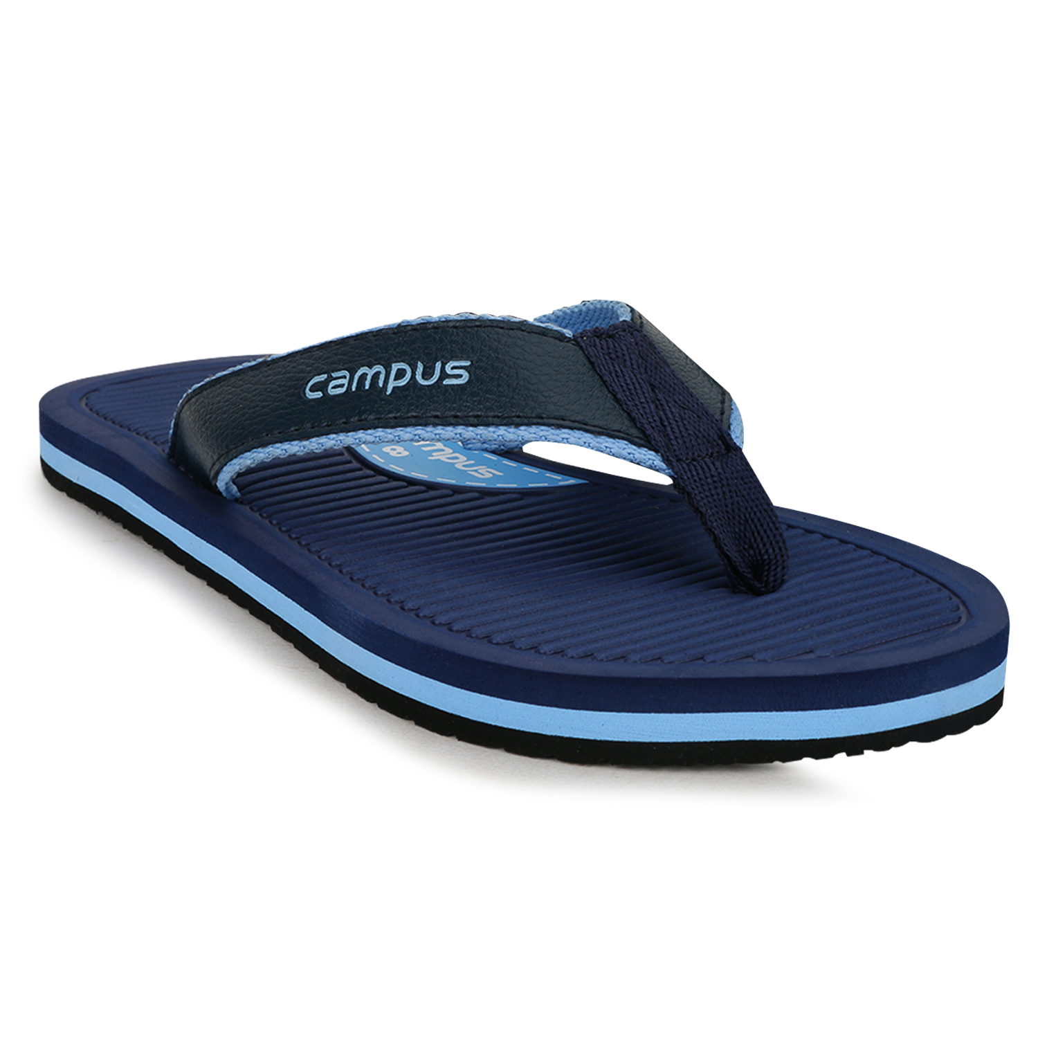 Campus Shoes | Blue Slippers