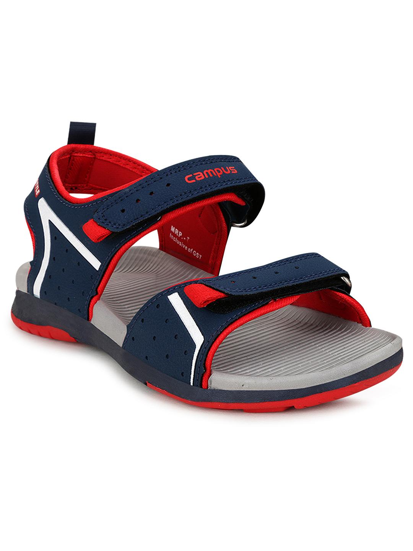 Campus Shoes   Blue Sandals