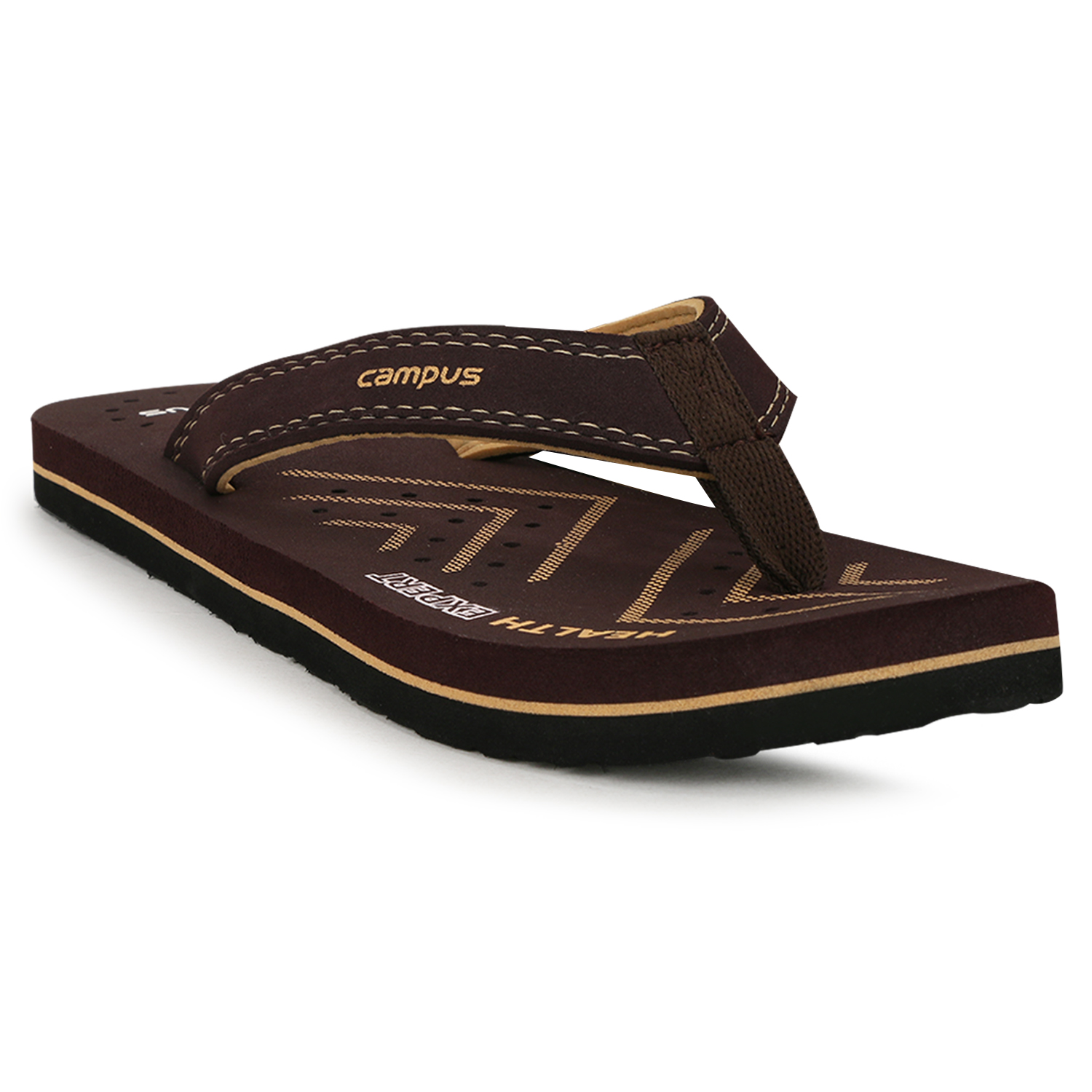 Campus Shoes | Brown Slippers