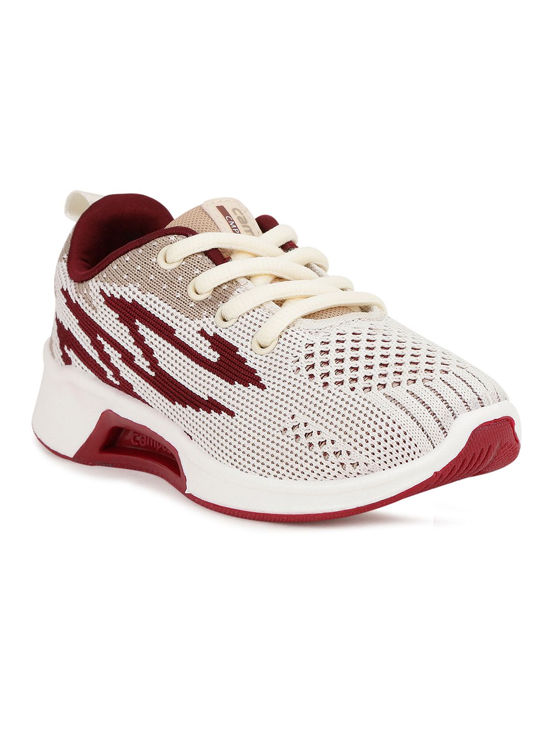 Campus Shoes   White Running Shoes